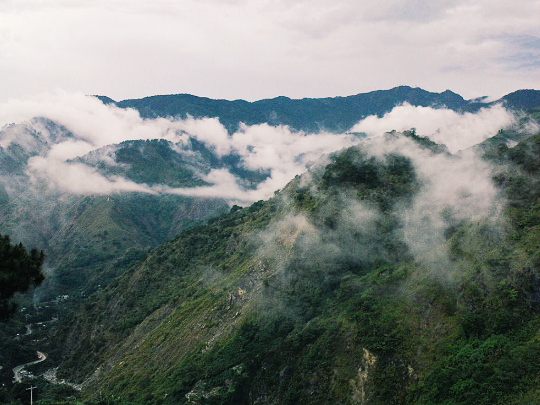 Baguio - Kennon Road