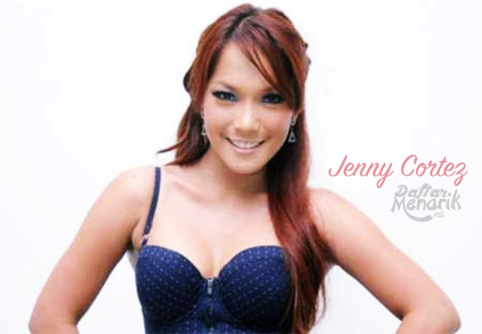 Jenny Cortez Artis Indonesia yang Memiliki Ukuran Bra Paling Besar