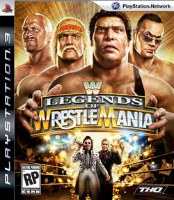 wwe low ps3  Download Legends of Wrestlemania   Jogo PS3