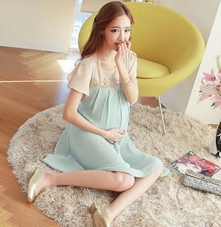 Model Baju Hamil Korea Terbaru