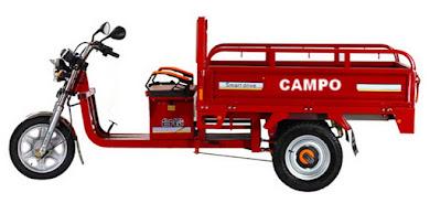 CAMPO Triciclos Electricos Chile
