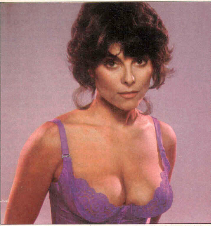 Adrienne barbeau bare breasts