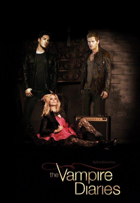 Vampire diaries rencontre klaus et caroline