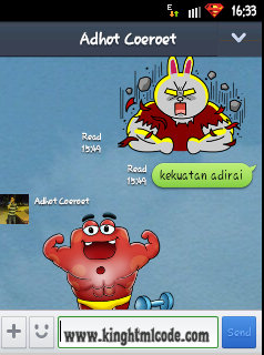 Download Sticker Line, Lince Sticker, Download Line Sticker Free, Free Sticker Line