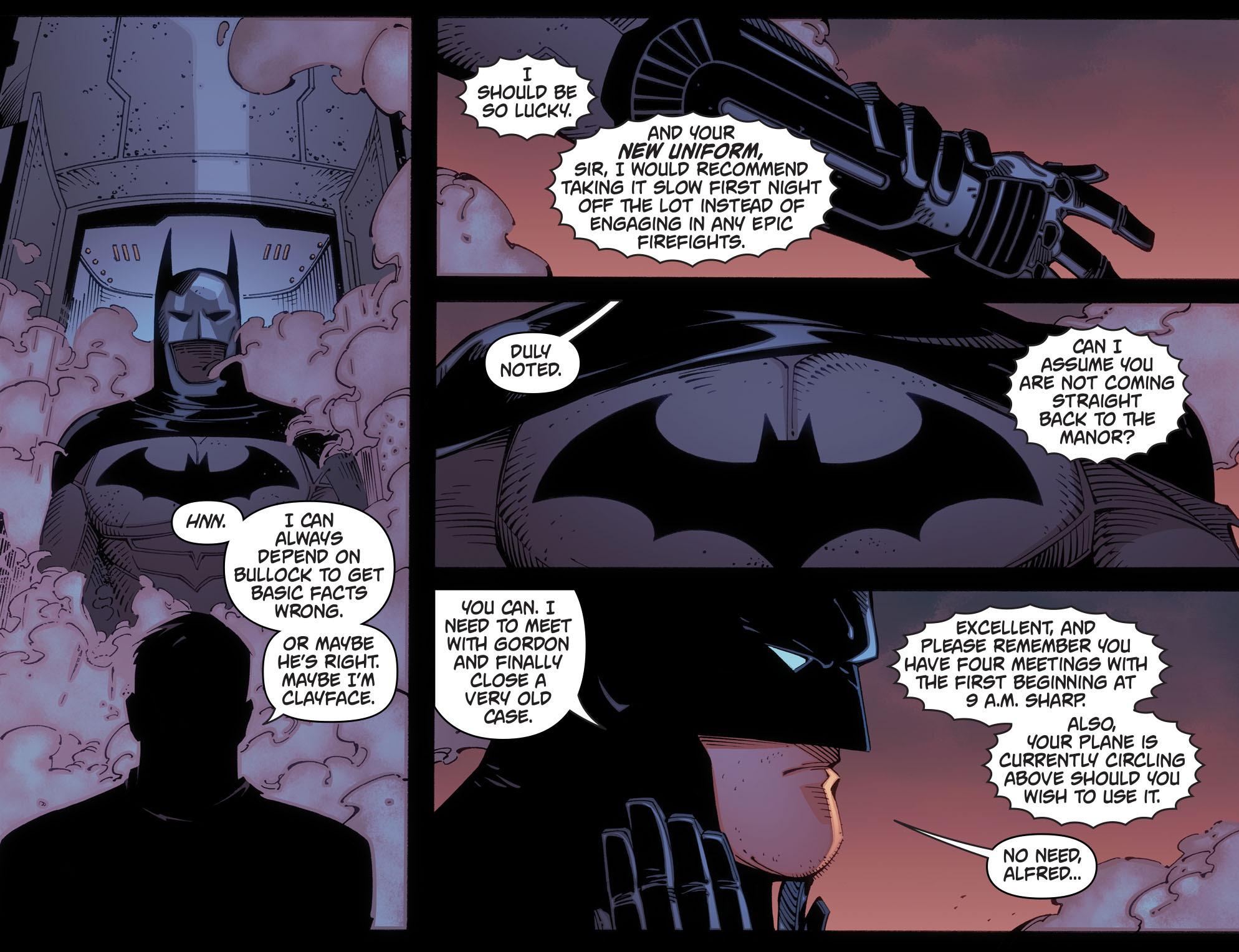 Batman: Arkham Knight [I] Issue #3 #5 - English 18