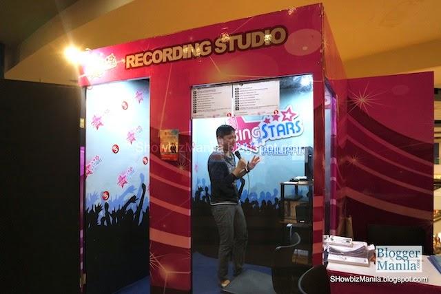 RisingStars Recording Booth