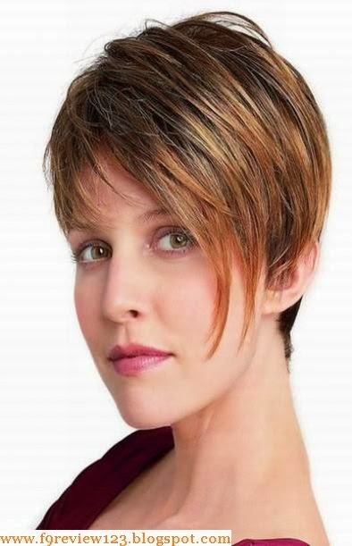 Beautiful Straight Short Hairstyles 2014 - Style Brand