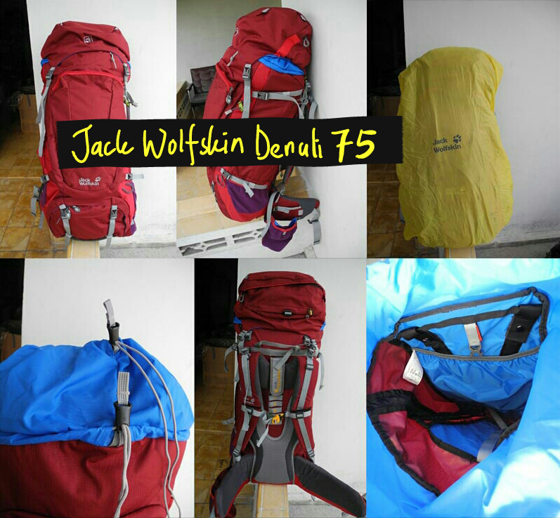 Jack Wolfskin Denali 75L
