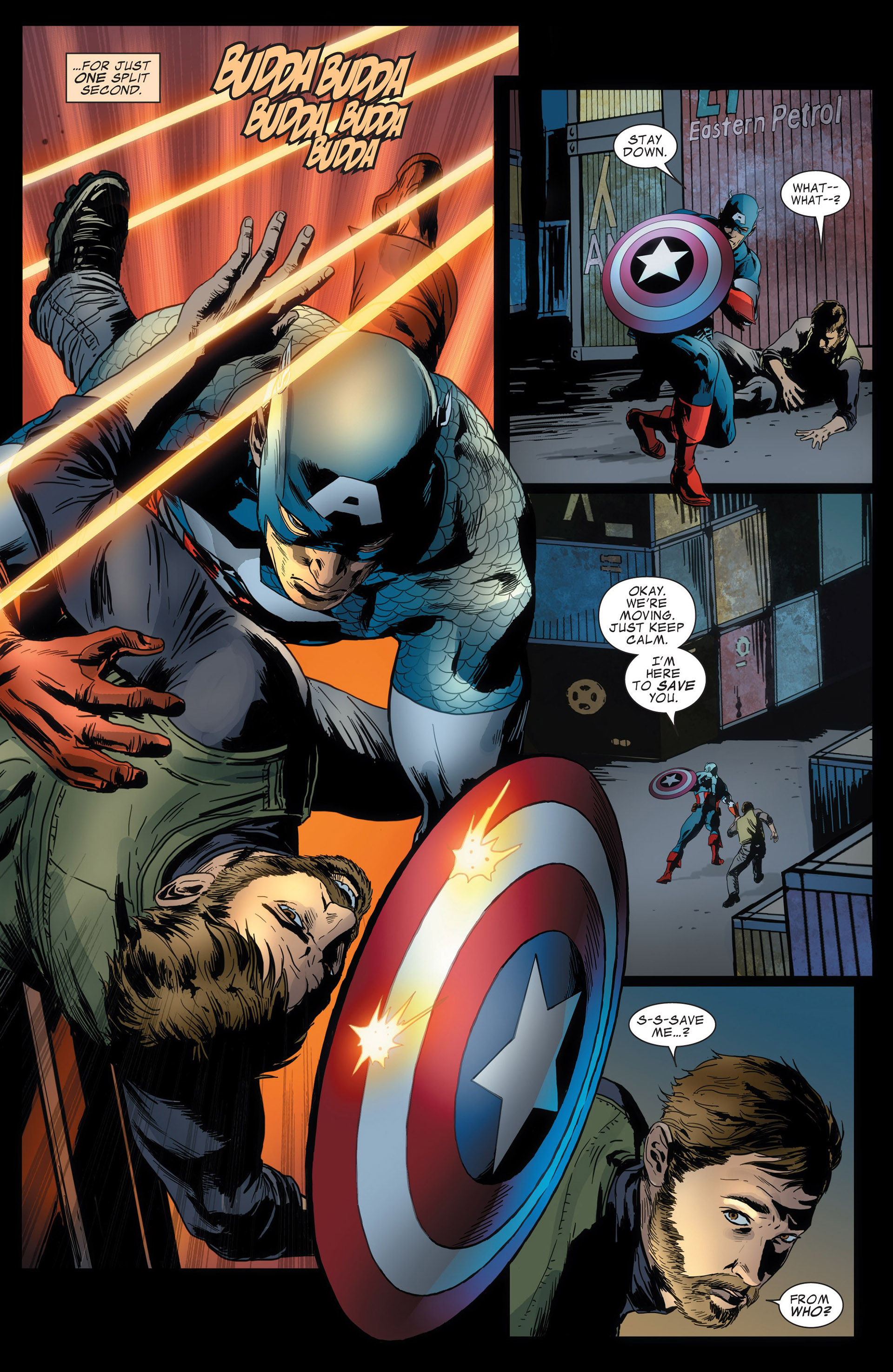Captain America (2011) Issue #13 #13 - English 19