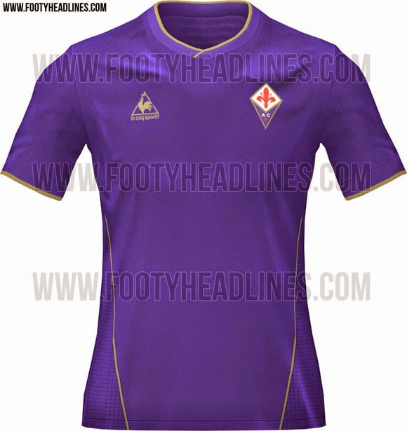 gambar bocoran jersey fiorentina home terbaru musim depan 2015/2016