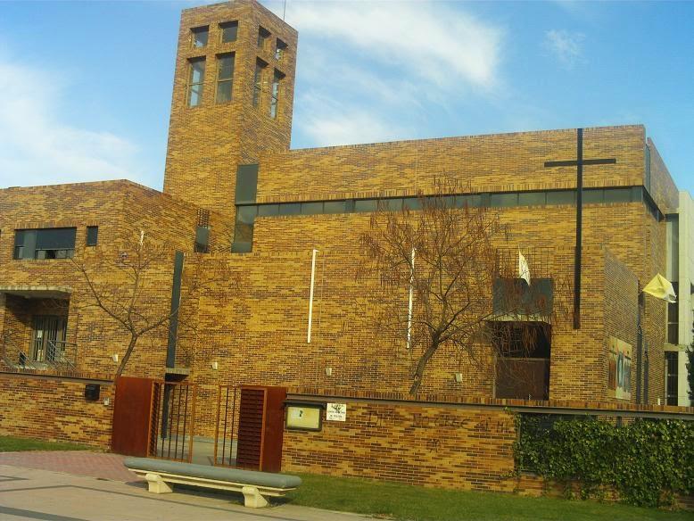 Las diez v rgenes sensatas santa m maravillas de jesus - Benjamin cano arquitecto ...