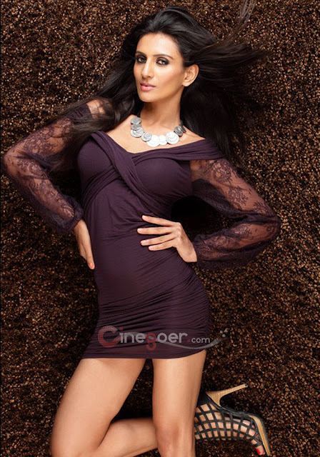 Priyanca Sharma Black dress hot legs - (4) -  Prianca sharma AMAZING SUPER HOT PICS!!!