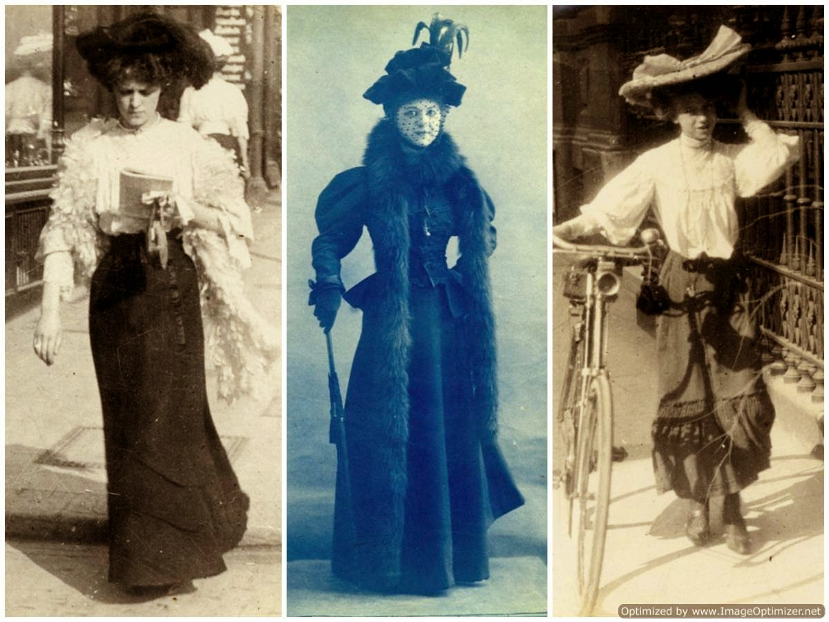 Fashion In The 1900S