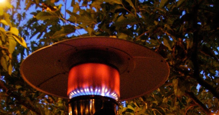Patio Heaters Natural Gas Home Depot