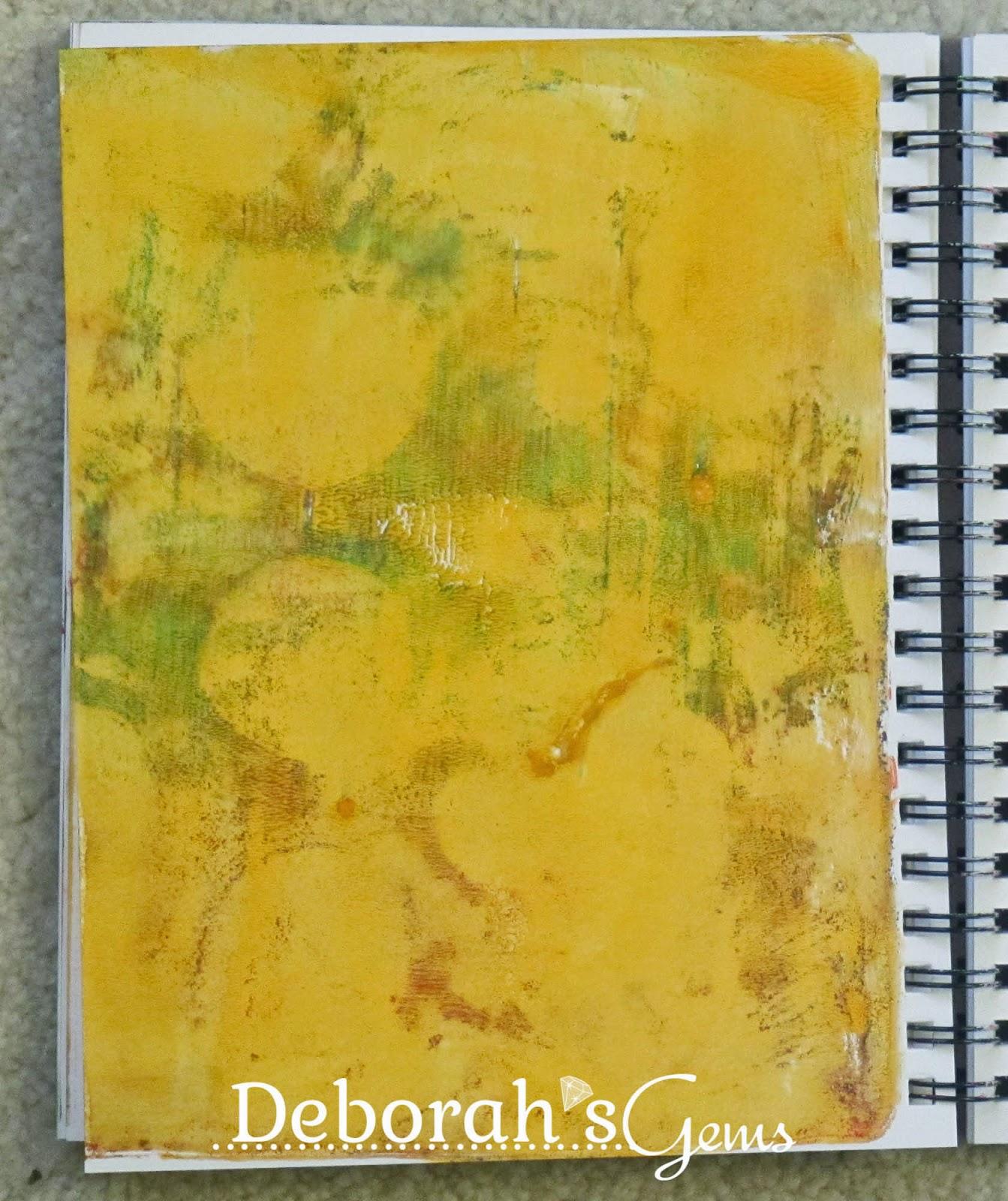 365 Journal 2 - photo by Deborah Frings - Deborah's Gems