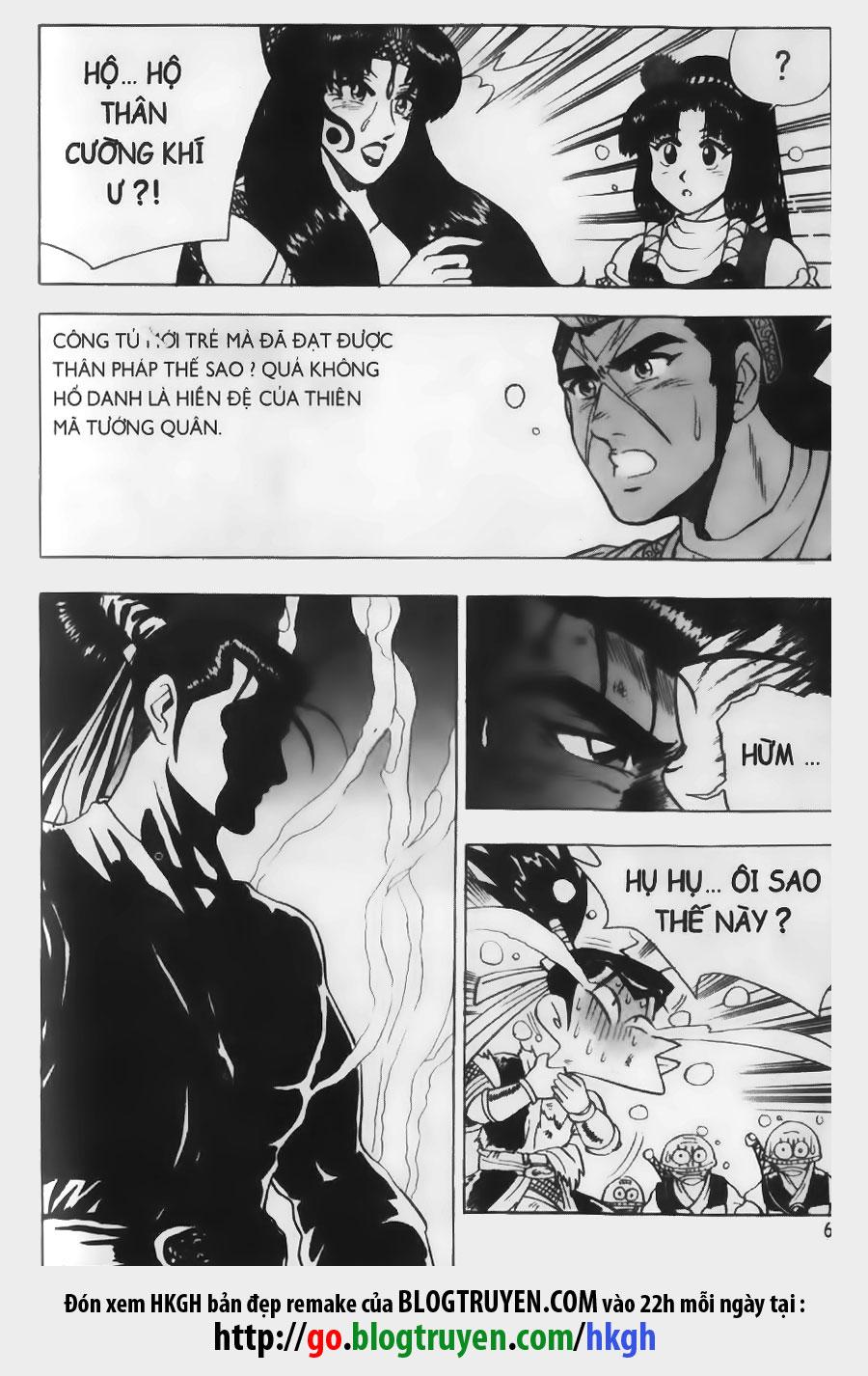Hiệp Khách Giang Hồ chap 44 page 14 - IZTruyenTranh.com