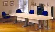 Uno Meja Kantor Platinum Maple-2