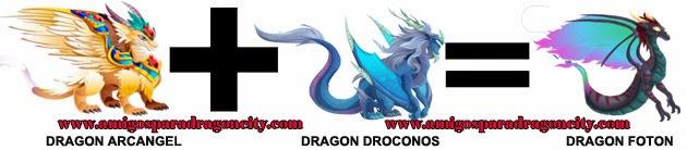 como hacer el dragon foton de dragon city formula 1
