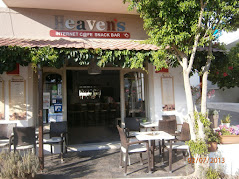 Heavens Cafe  is a place on Naxos