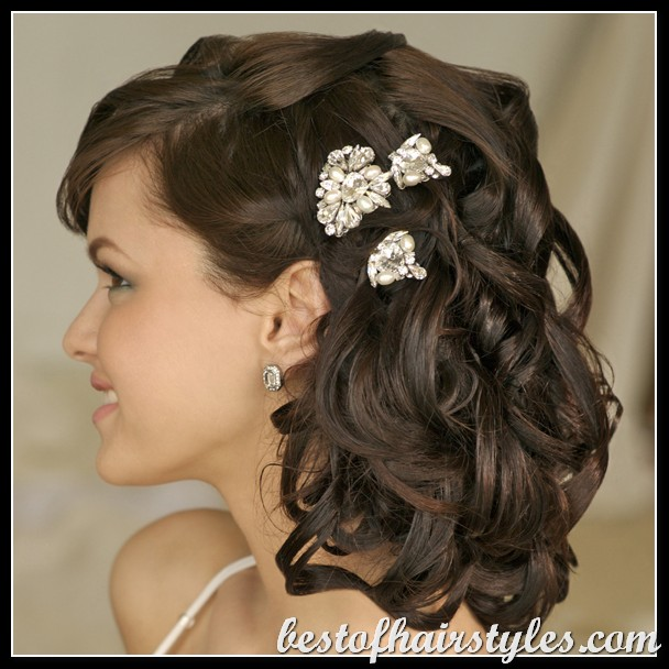 Women Trend Hair Styles for 2013: Bridesmaid Hairstyles