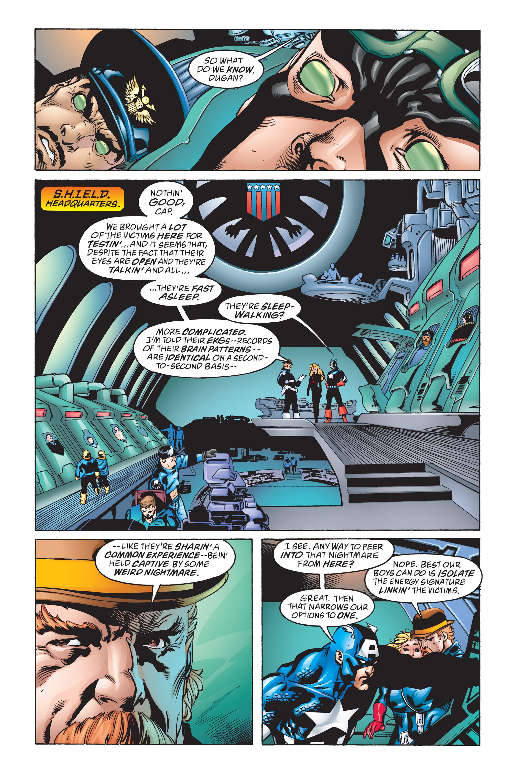 Captain America (1998) Issue #10 #16 - English 19