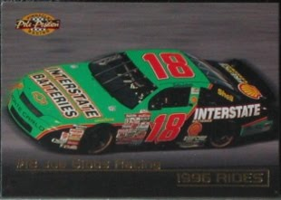 Bobby Labonte Pole Position Car