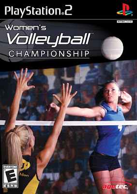 Women's Volleyball Championship (PS2) 2008