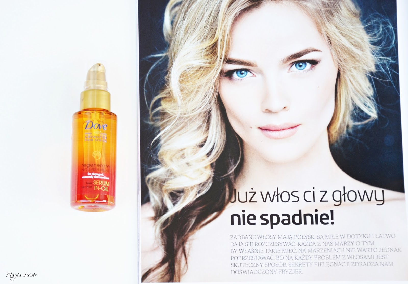 serum do włosów, jak dbać o włosy, olej na włosy