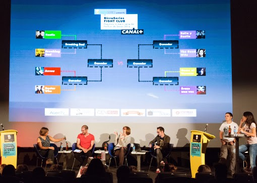 Festival de Series Canal+ 2014 Birraseries