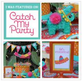 Party Feature | Catch My Party