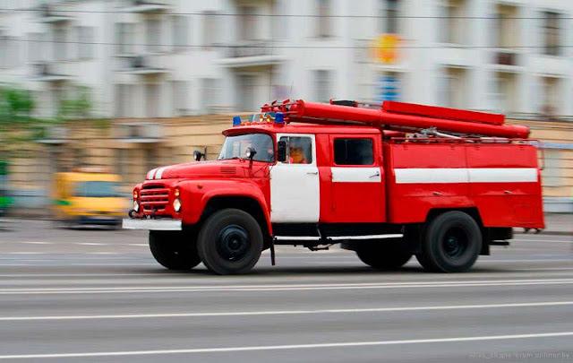 Пожар в дачном доме СНТ «Локомотив» Сергиев Посад
