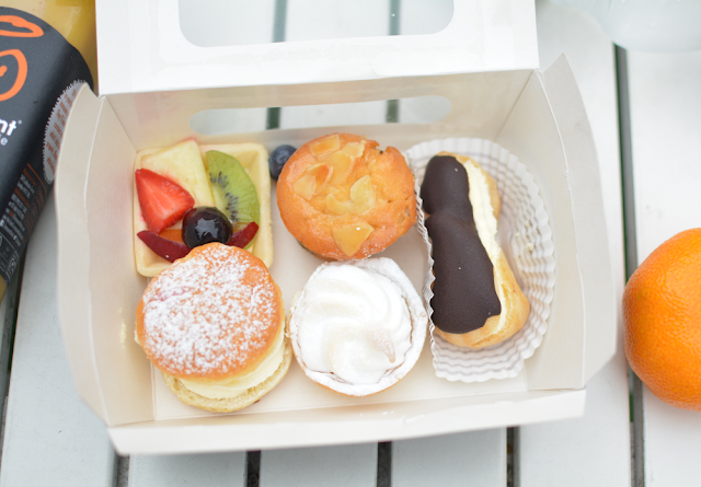 Pastries, Desserts, Scones, Tarts, Cakes, Eclairs