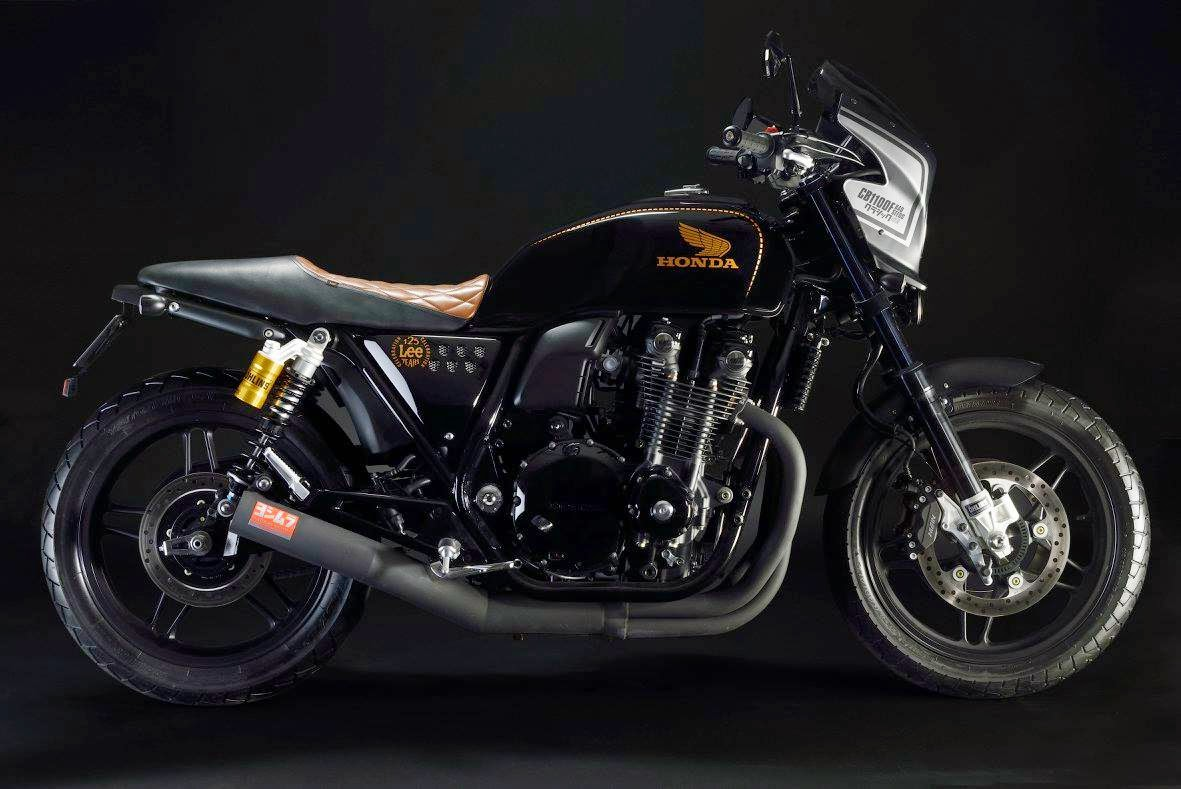 racing caf honda cb 1100 lee by bad seeds motorcycle club. Black Bedroom Furniture Sets. Home Design Ideas