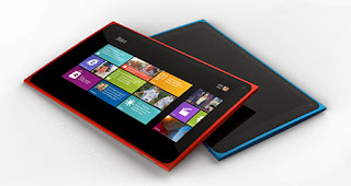 Nokia Lumia 2520 Tablet, 10.1 inch widescreen display, Snapdragon 800, Windows RT, $ 499