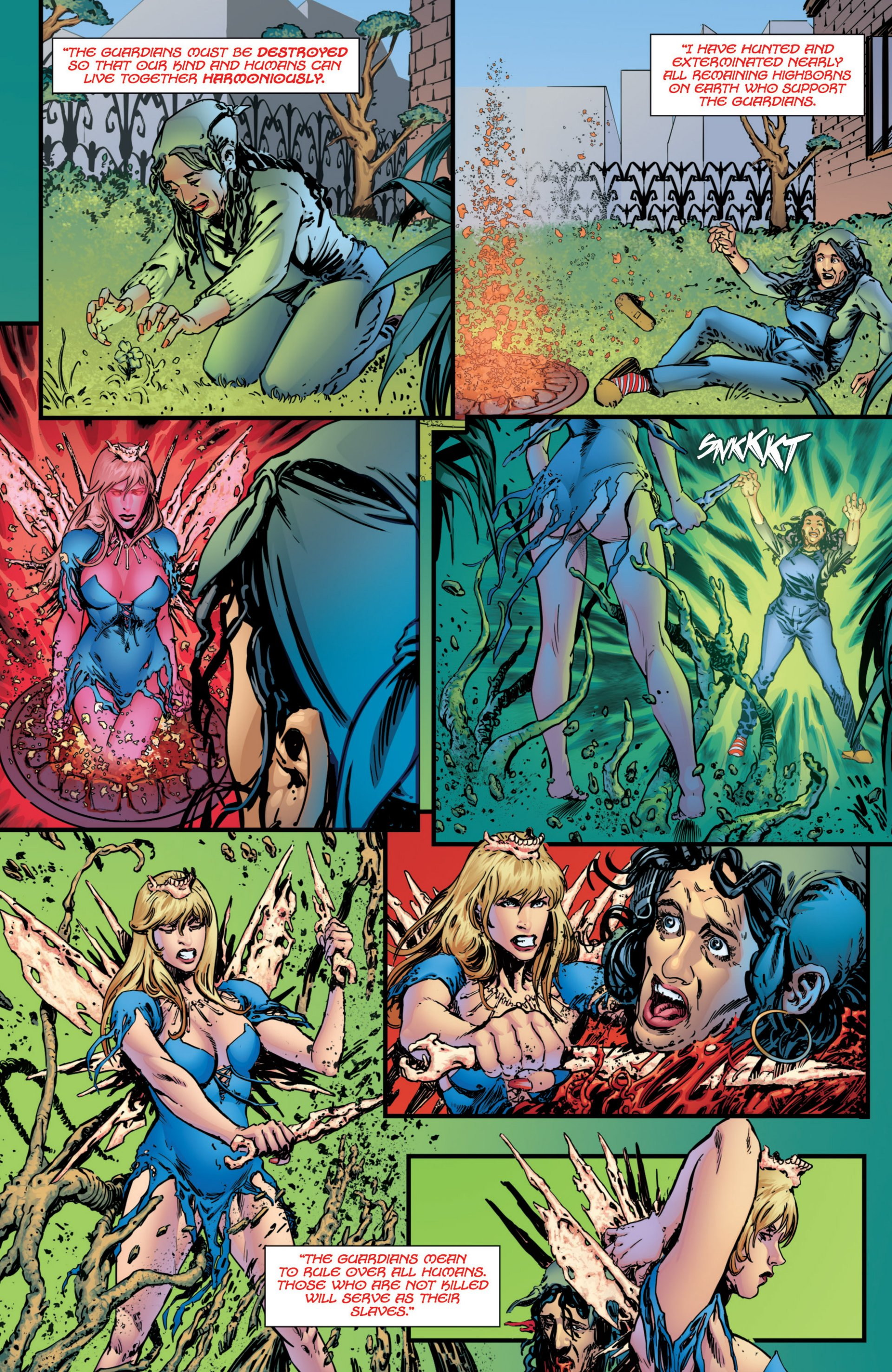 Grimm Fairy Tales (2005) Issue #97 #100 - English 13