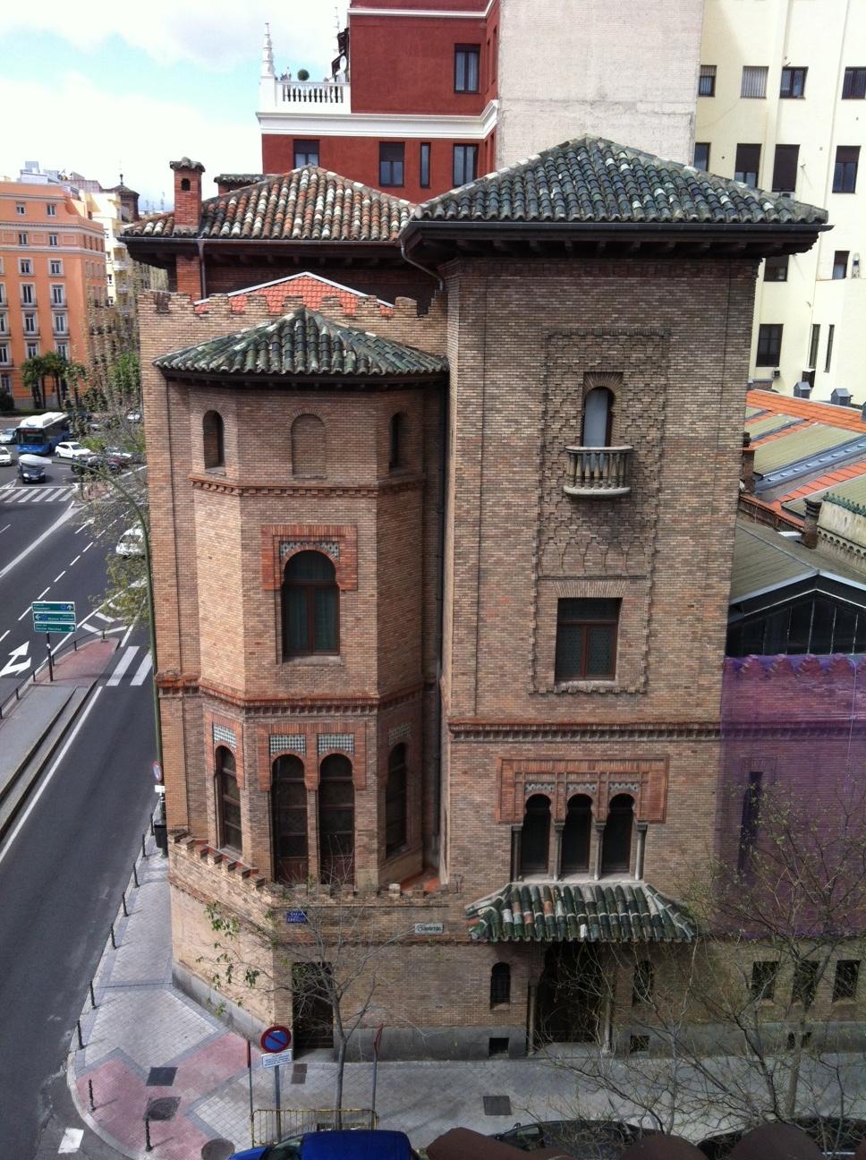 Madrid Con Encanto Palacio Osma Y Palacio Santo Mauro