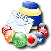 Cara pasang widget SMS gratis di blog | Tanpa iklan