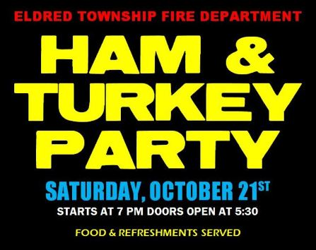 10-21 Eldred Township VFD