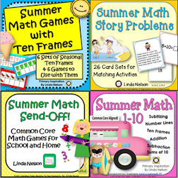 Math Resources for Summer!