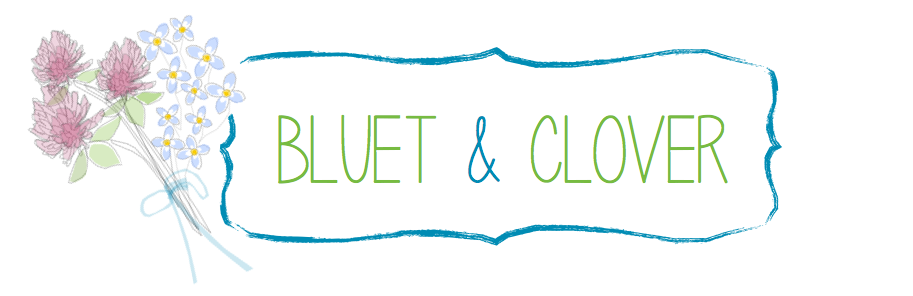 Bluet and Clover