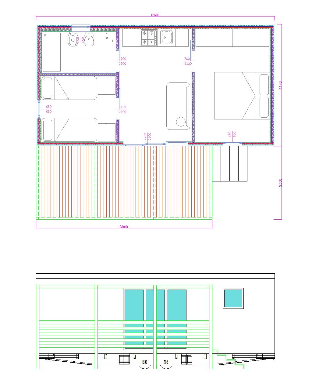 Costo cantina al mq awesome the green house costo - Prezzo impianto elettrico casa ...