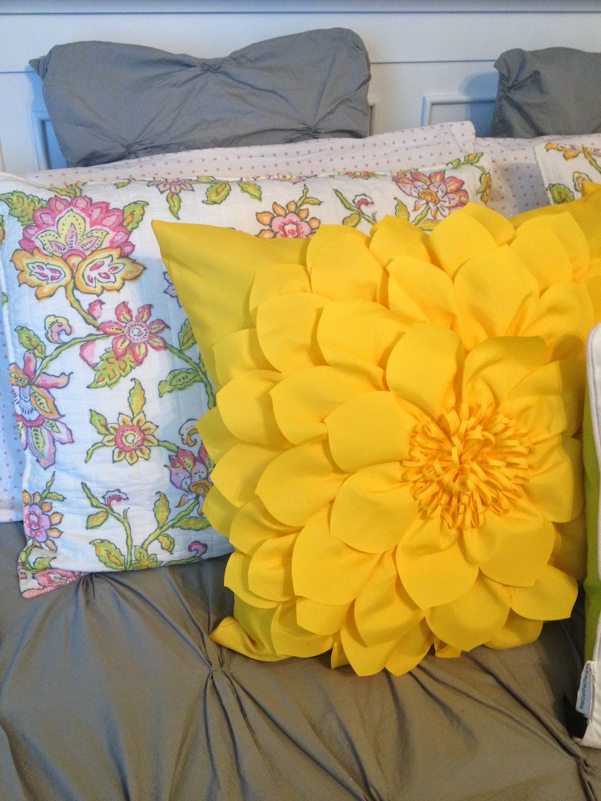 Marshalls Home Goods Decorative Pillows : West Creek Design: May 2014