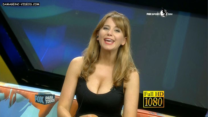Argentina actress Julieta Cayetina big natural tits HD video
