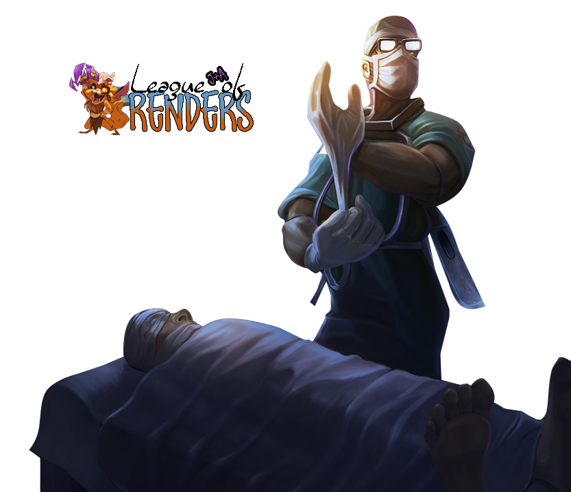 Render Surgeon Shen