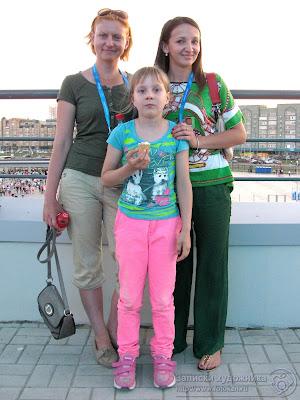 Настя, Катя и Тася