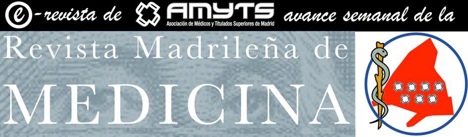 e-revista de AMYTS avance semanal de la RMM