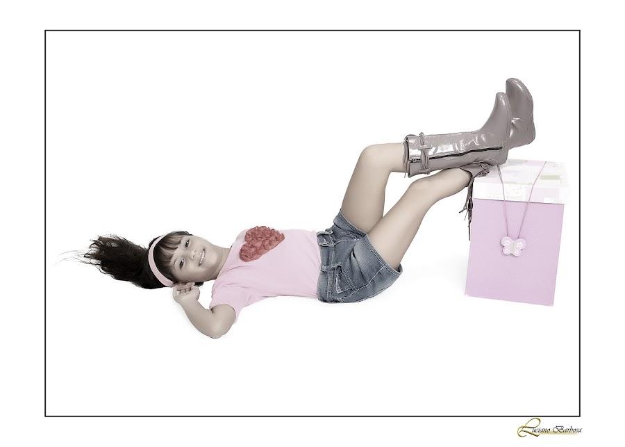 Ludmila Modelo Mirim