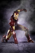 . a man dressed in a metal suit, I've loved the character of Iron Man.