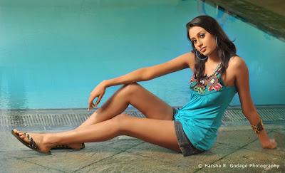 Chamupa Godage miss sri lanka 2011