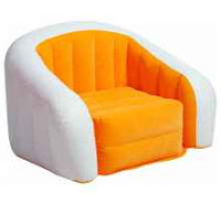 Buy Intex Café Club Inflatable Chair at Rs. 850 Via Flipkart :Buytoearn
